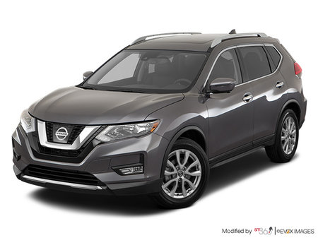Nissan Rogue SV 2017 - photo 1