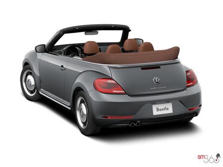 Volkswagen Beetle Convertible CLASSIC 2017 - photo 1