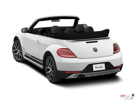 Volkswagen Beetle Convertible DUNE 2017 - photo 1