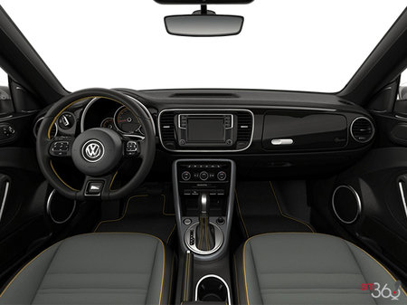Volkswagen Beetle Convertible DUNE 2017 - photo 4
