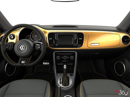 Volkswagen Beetle DUNE 2017 - photo 3