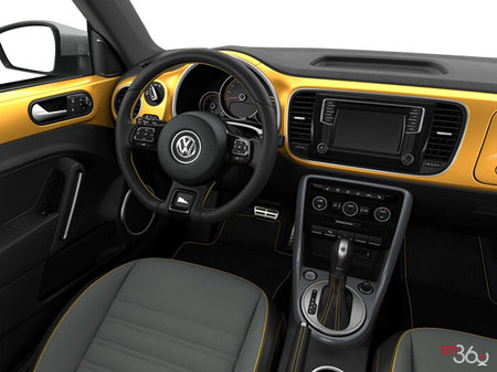 Volkswagen Beetle DUNE 2017 - photo 4