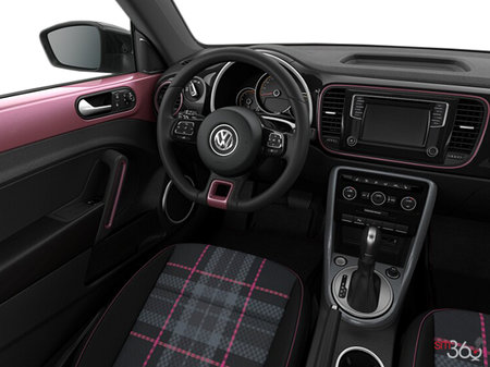 Volkswagen Beetle PINK 2017 - photo 1