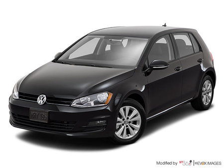 Volkswagen Golf 5 portes COMFORTLINE 2017 - photo 2
