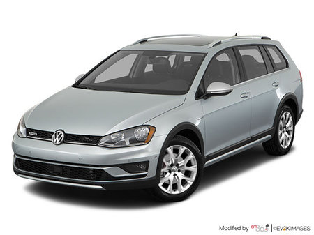 Volkswagen Golf Alltrack BASE 2017 - photo 1