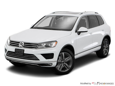 Volkswagen Touareg EXECLINE 2017 - photo 1