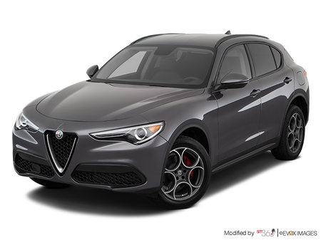Alfa Romeo Stelvio SPORT 2018 - photo 1