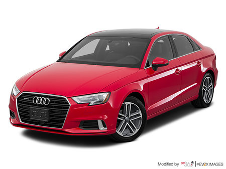 Audi A3 Sedan Progressiv 2018 - photo 1