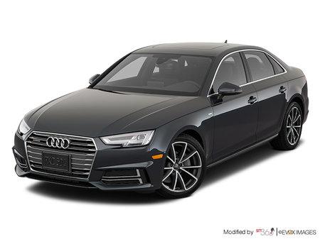 Audi A4 Sedan Technik   2018 - photo 2