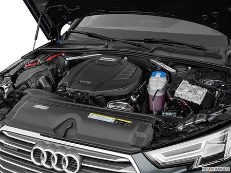Audi A4 Sedan Technik   2018 - photo 4