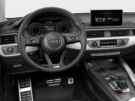 Audi A5 Cabriolet TECHNIK 2018 - photo 4