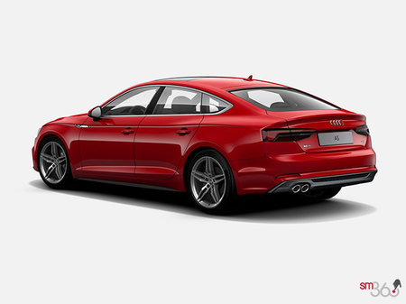 Audi A5 Sportback Technik   2018 - photo 1
