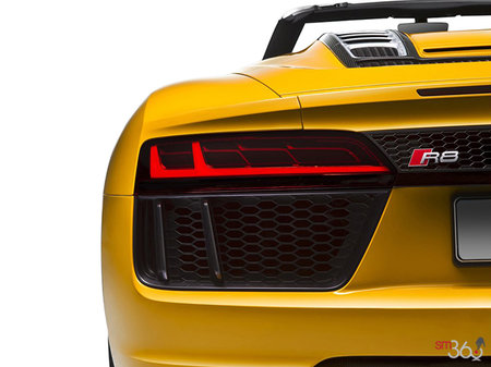 Audi R8 Spyder BASE R8 Spyder 2018 - photo 3