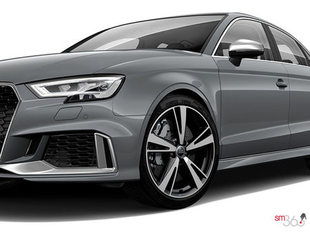 Audi RS 3 Sedan BASE RS 3 2018 - photo 1