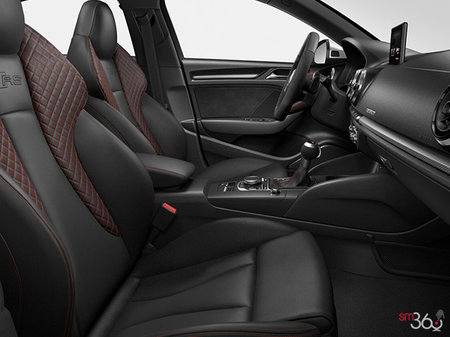 Audi RS 3 Sedan BASE RS 3 2018 - photo 3