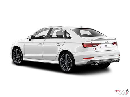Audi S3 Sedan TECHNIK 2018 - photo 2