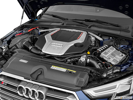 Audi S4 Sedan Progressiv   2018 - photo 4