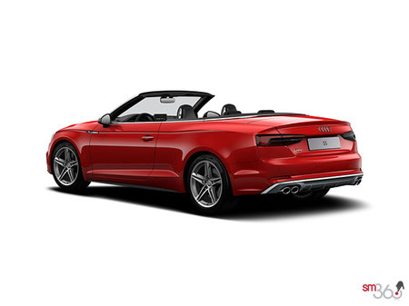 Audi S5 Cabriolet Progressiv   2018 - photo 1