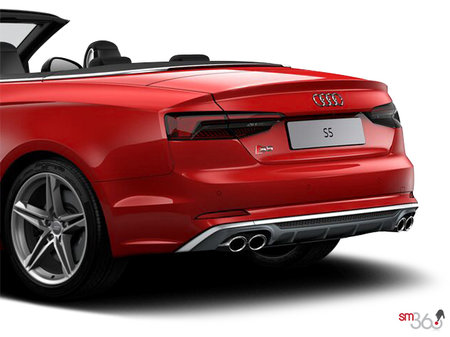 Audi S5 Cabriolet Progressiv   2018 - photo 2