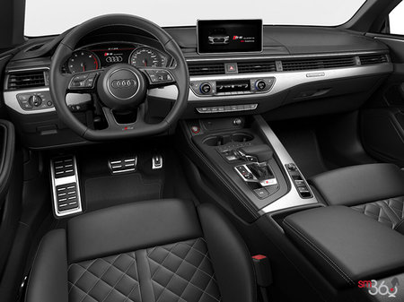 Audi S5 Cabriolet Progressiv   2018 - photo 4