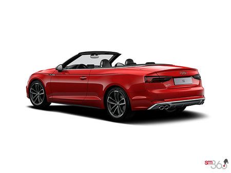 Audi S5 Cabriolet TECHNIK 2018 - photo 1