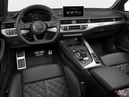 Audi S5 Cabriolet TECHNIK 2018 - photo 4