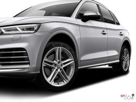 Audi SQ5 Progressiv   2018 - photo 2