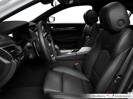 Cadillac CTS Berline TWIN TURBO V-SPORT PREMIUM 2018 - photo 3