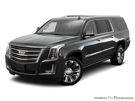 Cadillac Escalade ESV PLATINUM 2018 - photo 1