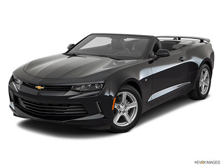 Chevrolet Camaro convertible 1LS 2018 - photo 3