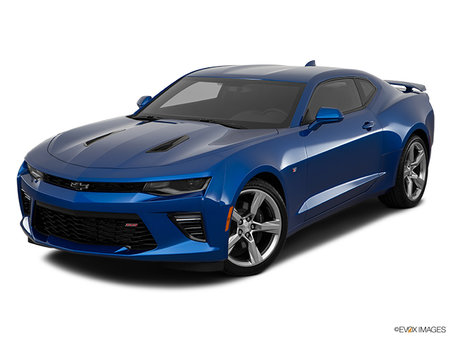 Chevrolet Camaro coupe 1SS 2018 - photo 2