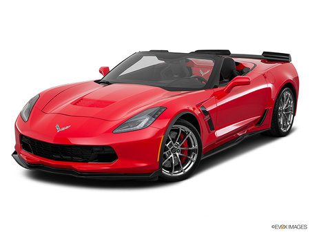 Chevrolet Corvette Convertible Grand Sport 3LT 2018 - photo 3