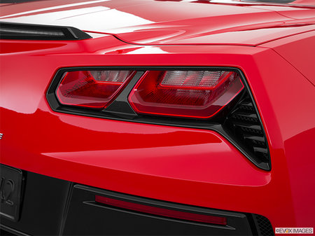 Chevrolet Corvette Convertible Stingray 1LT 2018 - photo 1