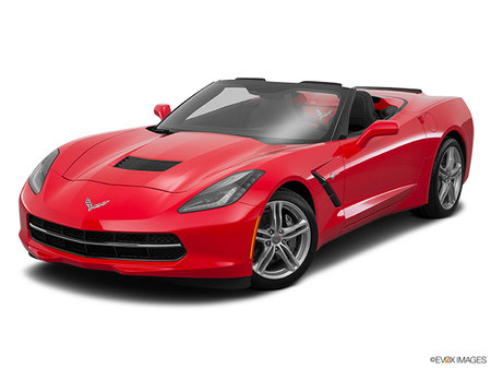 Chevrolet Corvette Convertible Stingray 1LT 2018 - photo 3