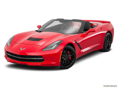 Chevrolet Corvette Convertible Stingray 3LT 2018 - photo 3