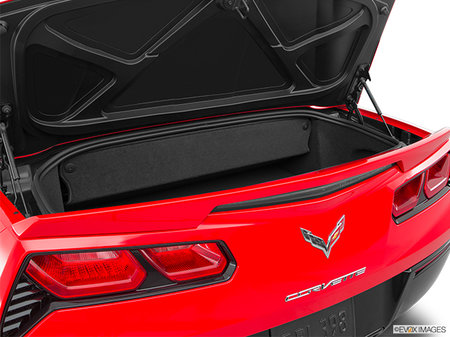 Chevrolet Corvette Convertible Stingray 3LT 2018 - photo 4