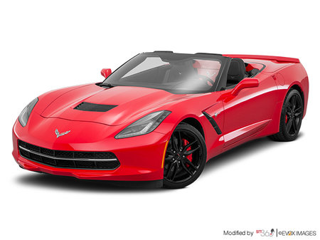 Chevrolet Corvette Cabriolet Stingray Z51 1LT 2018 - photo 3