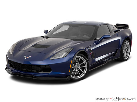 Chevrolet Corvette Coupé Grand Sport 1LT 2018 - photo 2