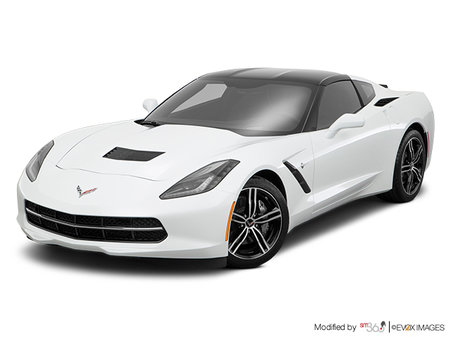 Chevrolet Corvette Coupé Stingray 1LT 2018 - photo 2