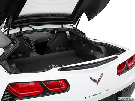 Chevrolet Corvette Coupe Stingray 1LT 2018 - photo 3