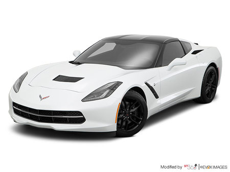 Chevrolet Corvette Coupe Stingray Z51 1LT 2018 - photo 2