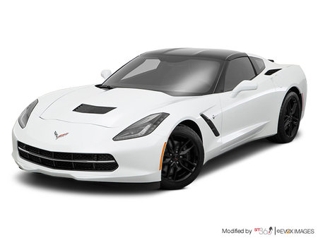 Chevrolet Corvette Coupe Stingray Z51 3LT 2018 - photo 2