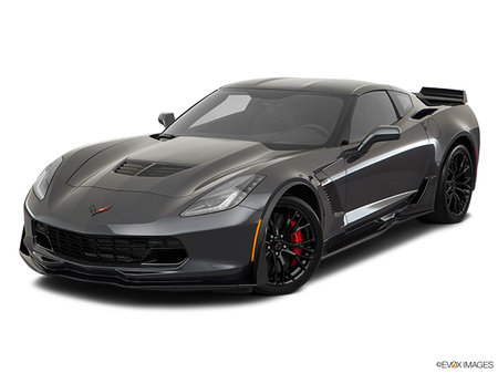 Chevrolet Corvette Coupe Z06 1LZ 2018 - photo 2