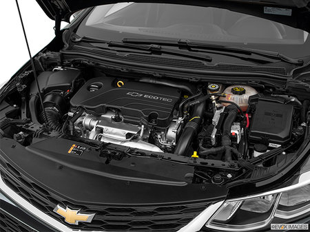 Chevrolet Cruze LS 2018 - photo 4