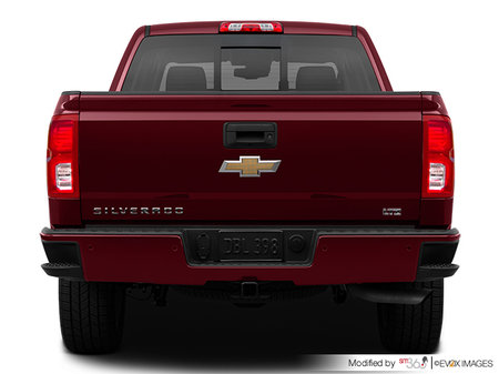 Chevrolet Silverado 1500 LTZ 2LZ 2018 - photo 4