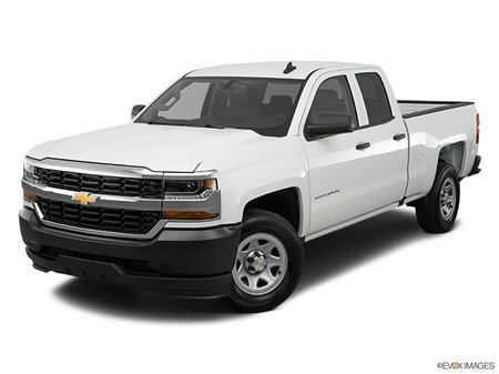 Chevrolet Silverado 1500 WT 2018 - photo 2