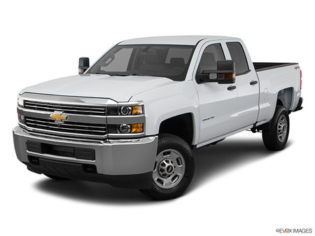 Chevrolet Silverado 2500HD WT 2018 - photo 2