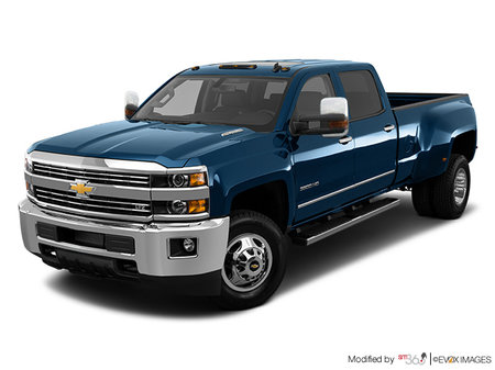 Chevrolet Silverado 3500 HD LTZ 2018 - photo 1