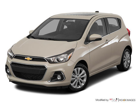 Chevrolet Spark 2LT 2018 - photo 2