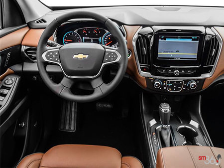 Chevrolet Traverse HIGH COUNTRY 2018 - photo 1